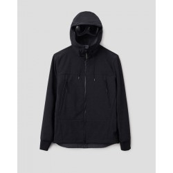 VESTE 041A5784A MEDIUM JACKET CAP ZIP BLACK
