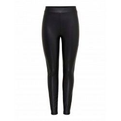 LEGGING COOL SIMILI CUIR BLACK