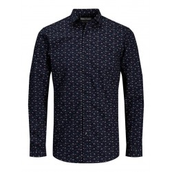 CHEMISE BLACKPOOL LIBERTY DARK NAVY