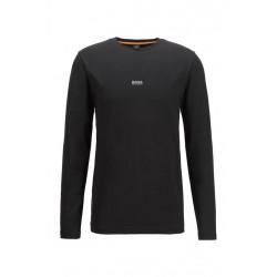 BOSS T-shirt TCHARK black