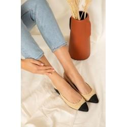 ANAKI Sandale LEANDRA naturel