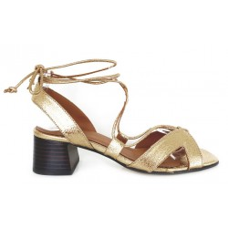 ANAKI Sandale talon MAELLE or