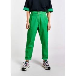 ESSENTIEL Pantalon ZERROR vert