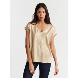 MAJESTIC T-Shirt FTS159 Gold