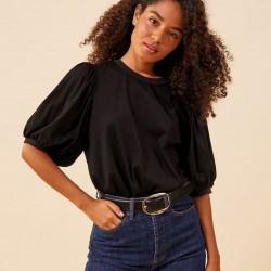 IDANO T-Shirt ISIDORE Noir