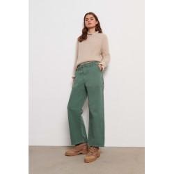 BA&SH Pantalon CYPRIA Vert